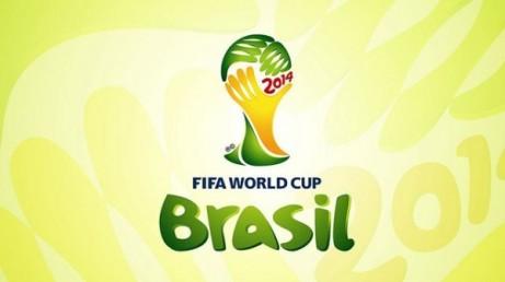 Logo Piala Dunia FIFA 2014 Brasil
