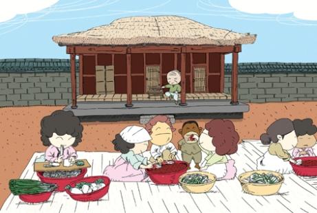 Gimjang Kimchi - pic source: agrafoodcokr