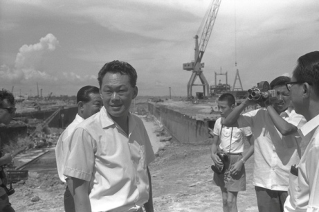 Lee Kuan Yew - pic source challenge.gov.sg