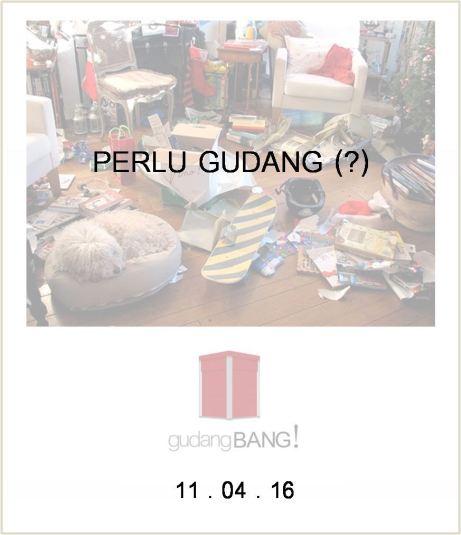 Blog Andika Priyandana - Teaser Gudang Bang!