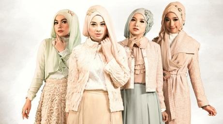 Grup Vokal Hijab Indonesia Noura