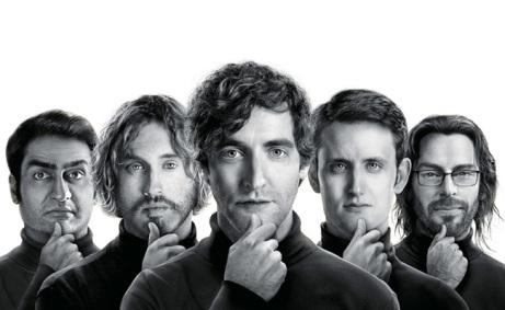 Foto serial Silicon Valley
