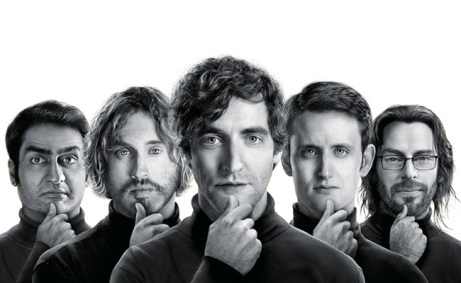 Foto serial Silicon Valley