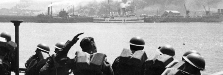 Surrounded by enemies - pic source: newsarchy.com