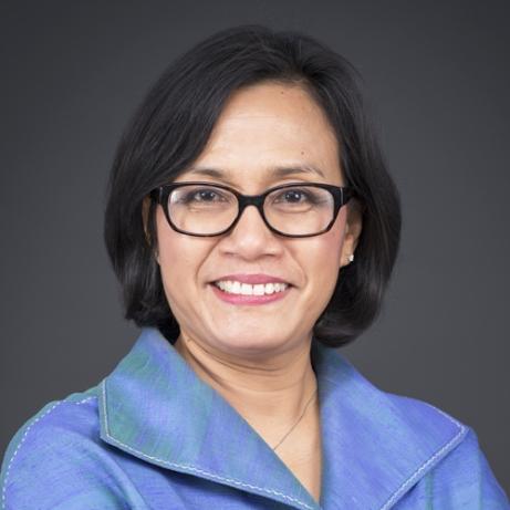 Sri Mulyani Indrawati - sumber: Worldbank.org