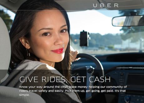 Uber ad - source: theatlantic.com