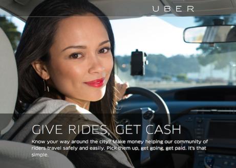 Uber ad - source: theatlantic.com