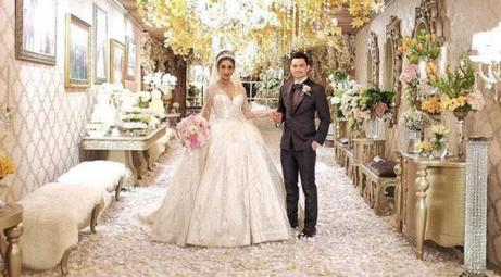 Ilustrasi pernikahan mewah - Sumber: Liputan6.com