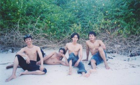 Pencak Silat Tenaga Dasar (PSTD) di Pulau Panjang